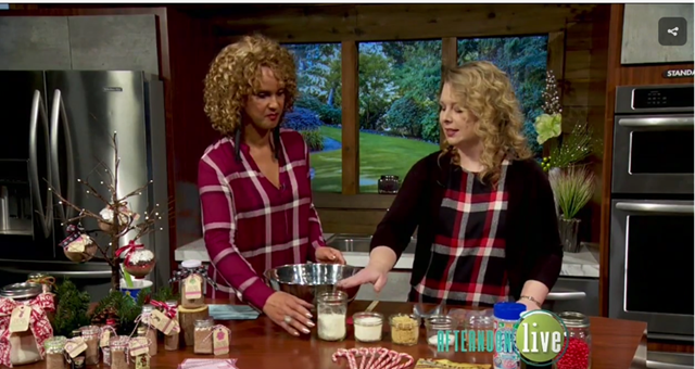 Crafty Staci on Afternoon Live