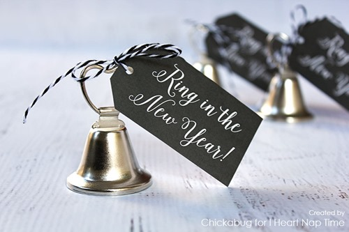 Ring in the New Year Printables from I Heart Naptime
